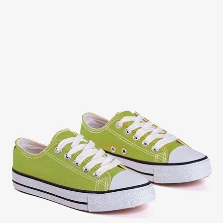 Детские кроссовки Franklin Green - Обувь