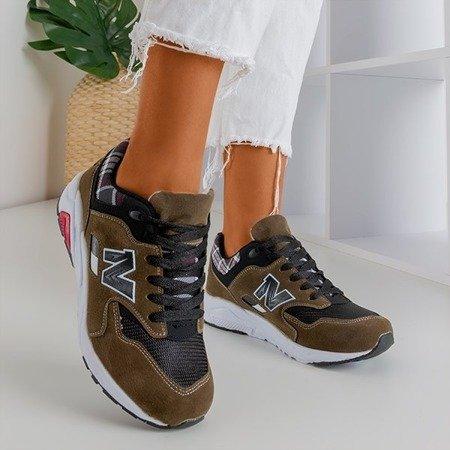 Женская спортивная обувь зеленого цвета Asambli - Обувь