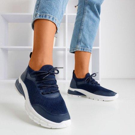 Женская спортивная обувь темно-синего цвета Baymela - Обувь