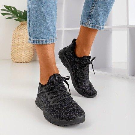 Женская черная спортивная обувь Толедо - Обувь