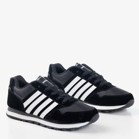 Мужская спортивная обувь Gobak Black and White - Обувь