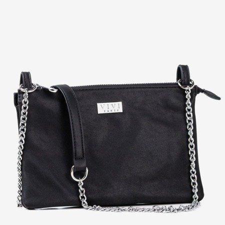 Черная сумка через плечо - Сумки