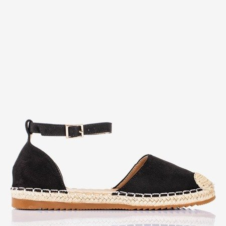 Черные эспадрильи Leilane для женщин - Обувь