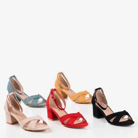 Босоніжки на високих підборах Parba - Взуття