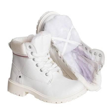 Білі дівчачі черевики Aoxian - Взуття