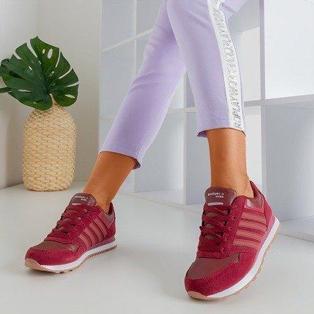 Жіночі тренажери Saja Burgundy - Взуття