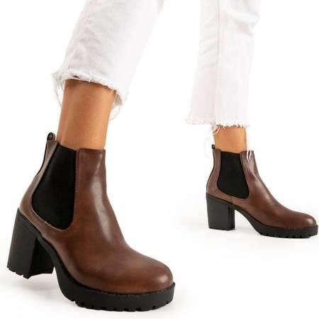 Жіночі чоботи на підборах на підборах Vireek на підборах - Взуття