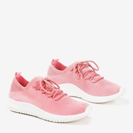 Рожеве жіноче спортивне взуття Noven - Взуття 1