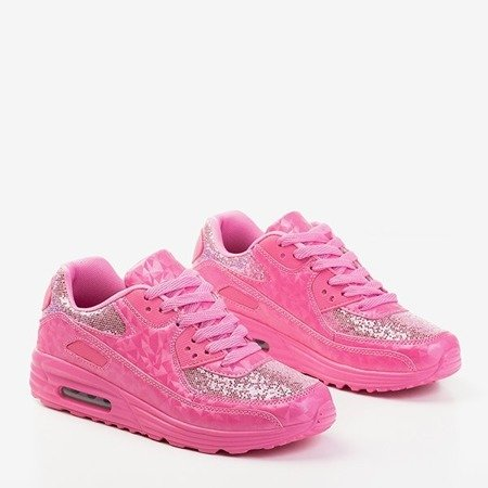 Рожеві кросівки Evanciia - Взуття