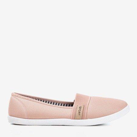 Світло-рожевий накладки на кросівки Spoulia - Взуття 1