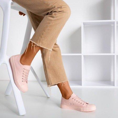 Світло-рожеві жіночі кросівки Lysh - Взуття 1