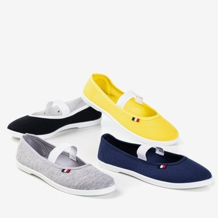 Світло-сірі кросівки Pruna - Взуття 1