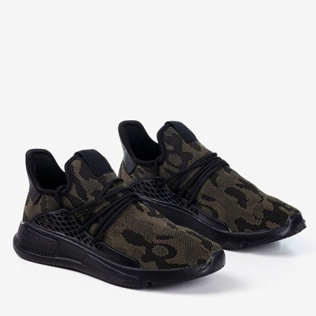Чоловіче спортивне взуття з камуфляжем Sesto- Взуття 1