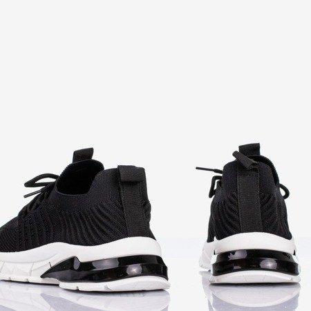 Чорні жіночі кросівки Brighton
