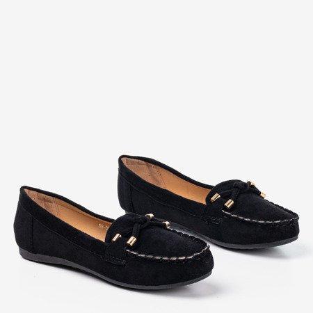 Чорні мокасини для жінок Rahmiel - Взуття 1
