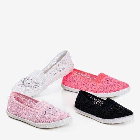 Шнурівка мережива чорних дівчаток - на Arcuma - Взуття 1